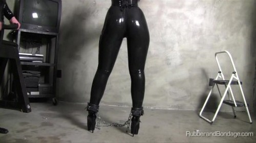 Fetish, Latex, Rubber Video, Leather Sex Video 6122