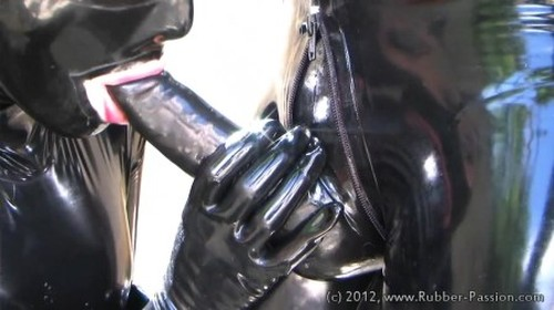 Fetish, Latex, Rubber Video, Leather Sex Video 6138