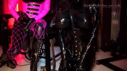 Fetish, Latex, Rubber Video, Leather Sex Video 6102