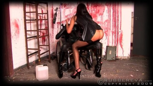Fetish, Latex, Rubber Video, Leather Sex Video 6110