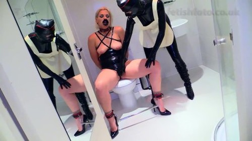 Fetish, Latex, Rubber Video, Leather Sex Video 6038