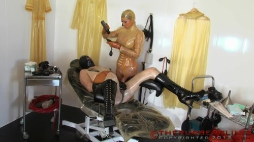 Fetish, Latex, Rubber Video, Leather Sex Video 6076