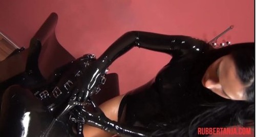 Fetish, Latex, Rubber Video, Leather Sex Video 6095