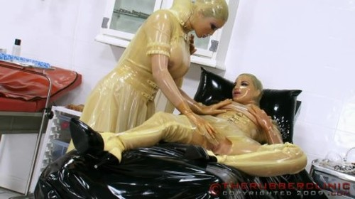 Fetish, Latex, Rubber Video, Leather Sex Video 6043
