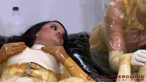 Fetish, Latex, Rubber Video, Leather Sex Video 6069