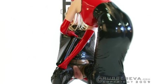 Fetish, Latex, Rubber Video, Leather Sex Video 6096