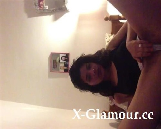 Hot Teen Masturbating With Shampoo Bottle [SD]