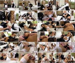 Pervyones/SinDrive - Candy Alexa, Christina Shine - There's Only One Way To Find Out! (FullHD/1080p/1.47 GB)
