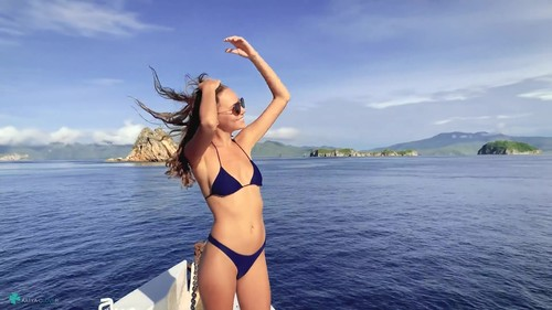 [KatyaClover.Com] Katya Clover - My Trip To Comodo Island, Vol 1-3