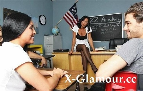 Titty Fucking The Teacher [HD]