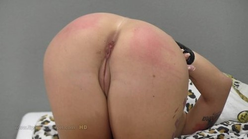 Foxy 02 - Spanking and Whipping, Punishment