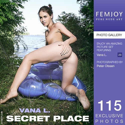 Vana L - Secret place (x115)