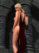 Hibbli3d - Lady Adara - False promises - Story + Extra