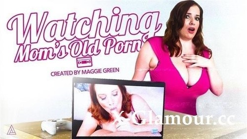 Watching Moms Old Porn [SD]
