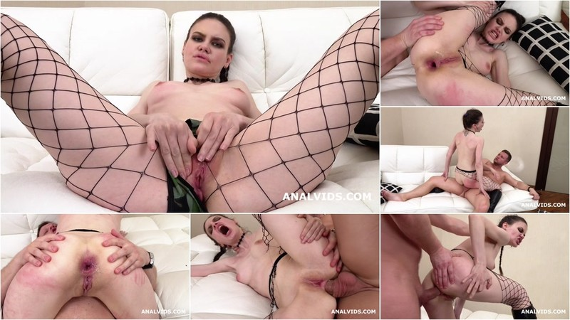 Mr. Anderson's Anal Casting Tina Grey welcome to porn Rough Sex, Balls Deep Anal, Cum in Mouth GL177 [HD 720P]