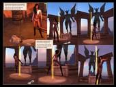 Dracul - Princess Aïsha Brutal Desert - BDSM