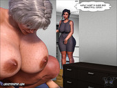 CrazyDad3d - Mother desire forbidden 9 - Full comic