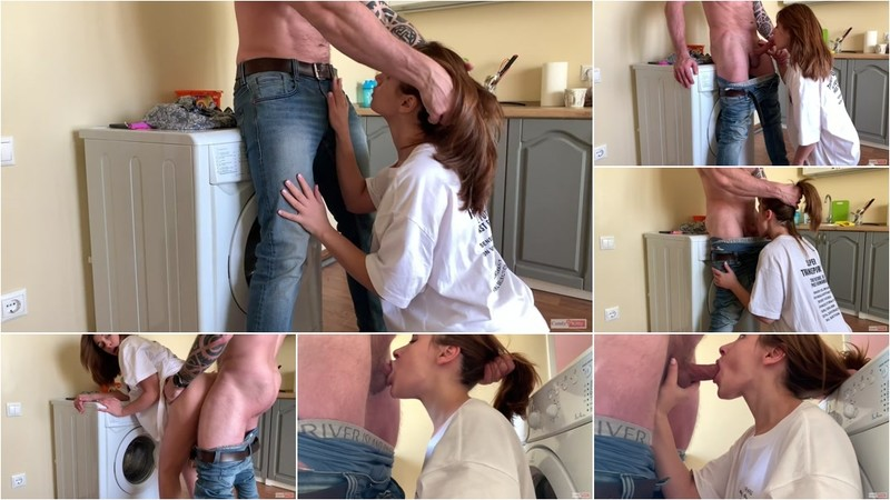 Candy Kitty - I came for Salt and Forgot Salt but Fucked a Girl next Door [FullHD 430 MB]