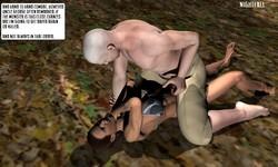 NightFall3D - Mina Chronicles Issue 3 - Origins Part 3