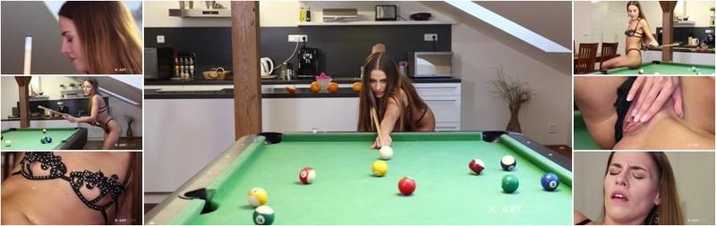 Eveline Dellai - Quarantine Pool Party Sex (FullHD)