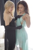 Felicia & Lana - Horny Teen Group (x134)