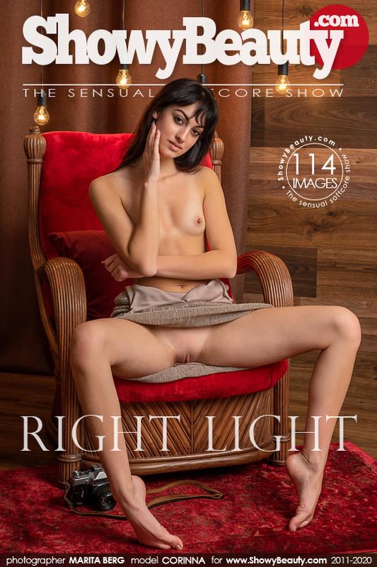 Corinna - RIGHT LIGHT  (2020-03-04)