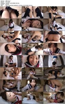 QBD-031 Sexual Intercourse With Girl in Uniform - Hitomi Fujiwara - Hitomi Fujiwara