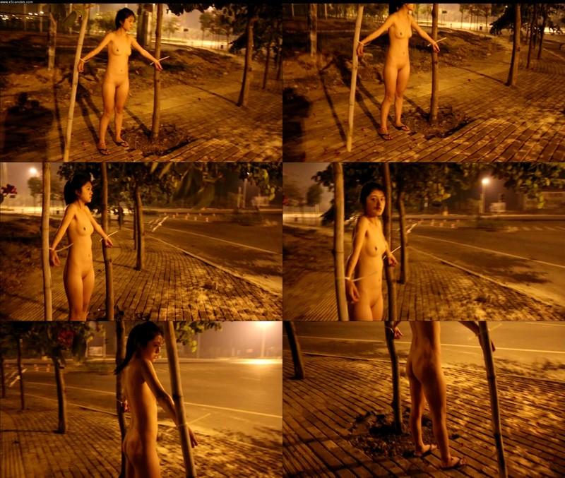 Bai_Hu_Qing_Girlfriend_Sex_Video (2) cover