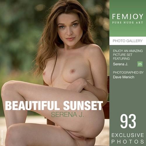 Serena J - Beautiful Sunset (x93)
