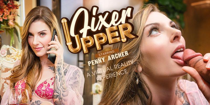 Penny Archer Fixer Upper Oculus Go 4k