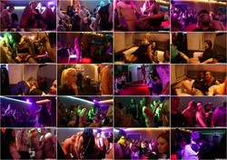 eurobabes - Party Hardcore Gone Crazy Vol. 40 - Part 4 (PartyHardcore/Tainster) HD 720p