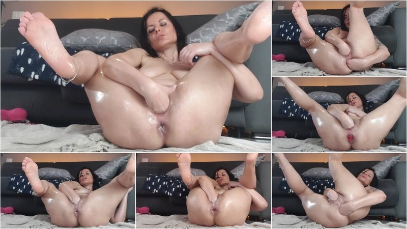 naughtyellexxx - fisting and wrecking both my holes [FullHD 1080p]