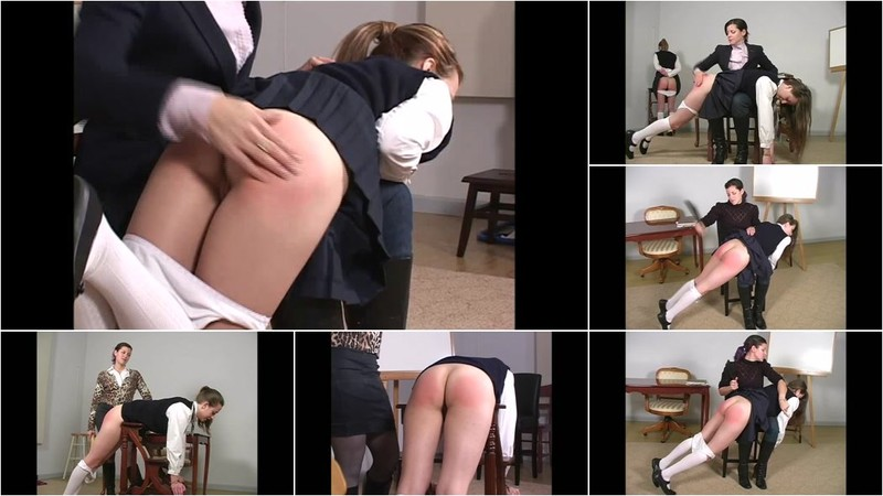 Joelle Five - Joelle Five Day Detention [SD 480p]