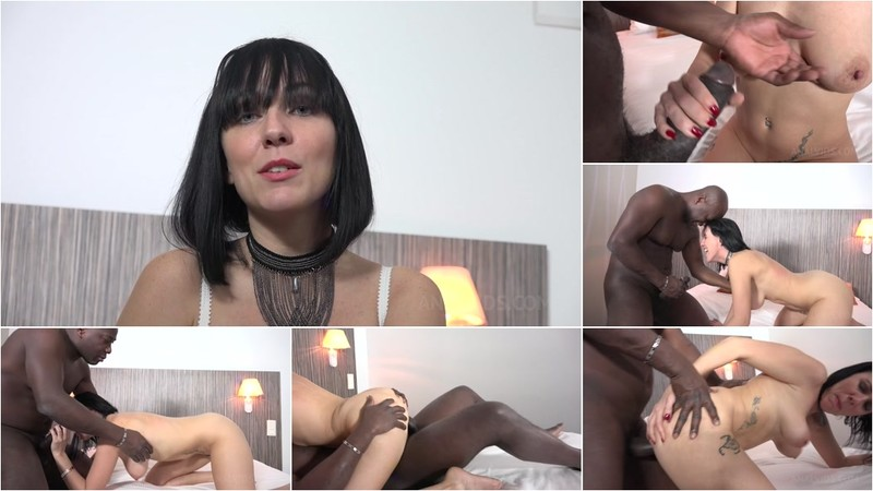 Mya Lorenn casting with big black cock KS078 [HD 720P]