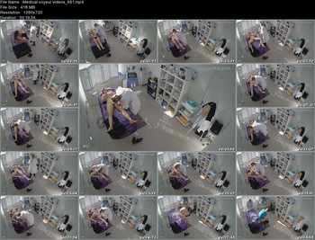 Medical voyeur videos 661