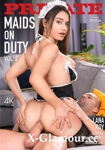 Veronica Leal, Lana Roy, Lya Missy, Briana Banderas - Maids On Duty 2 (SD)