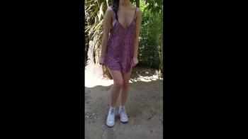 Teen squirt front of stickam webcam
