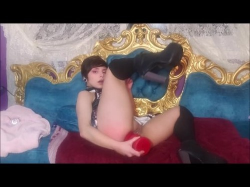 VixenxMoon anal fist gaping and farting 4 a cute ass - New Extreme Anal and Vaginal