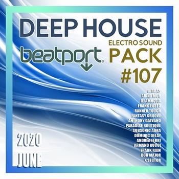 Beatport Deep House - Electro Sound Pack 107 (2020)