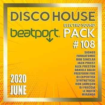VA - Beatport Disco House - Sound Pack 108 (2020)