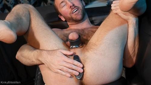 KinkyBitesMen - Alex Hawk: Handsome Stud Takes Daddy's Dick for You (Jun 18)