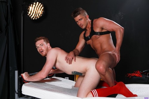 NextDoorRaw - Plowed: Dacotah Red, Jake Porter Bareback (Jun 24)