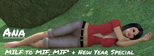 Ana Milf To Mif Ana Mif Ana New Year Special Final