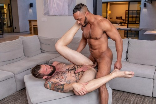NoirMale - Old Friends: Dillon Diaz, Johnny Hill Bareback (Jun 26)