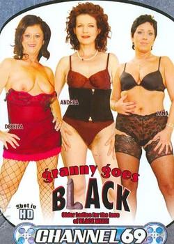 xct89cblrbka - Granny Goes Black