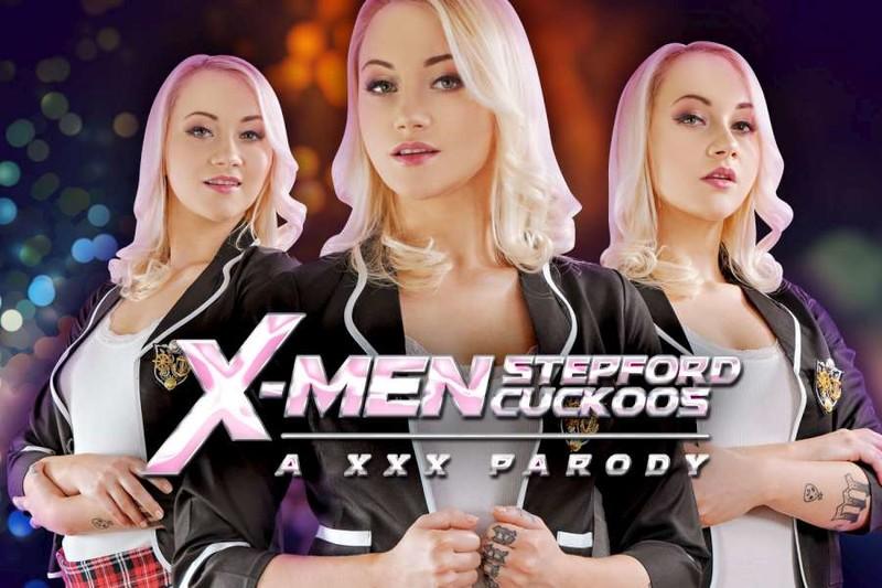 Marilyn Sugar X Men Stepford Cuckoos A Xxx Parody Gear Vr