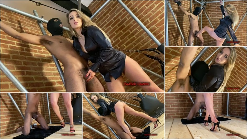Miss Courtney - Bounded &Amp; Brutally Busted [FullHD 1080P]