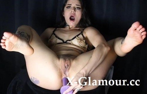 Vanessa Vega Cum On My Pretty Toes [HD]