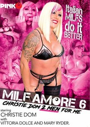 zoqwlejvqkqb - MILF Amore 6 - Christie Dom 2 Men For Me