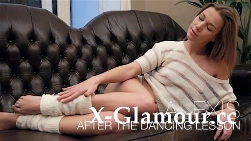 Alexis Crystal, Silvie Luca - 2 Clips - After The Dancing Lesson  Open Fire [HD/720p]